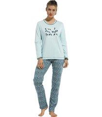 dames pyjama pastunette 20212-141-3-48