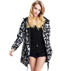 kurtka zebra rain jacket