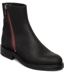 boots 83450 shoes boots ankle boots svart billi bi