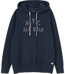 huvtröja jprjames blu. sweat hood ps