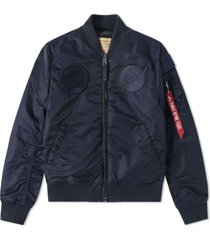 flightjacket ma-1 vf nasa all replica jacket