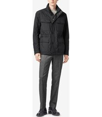 boss men's regular/classic-fit water-repellent jacket