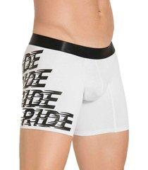 boxer ride blanco para hombre croydon
