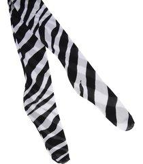 dolce & gabbana socks with animal print