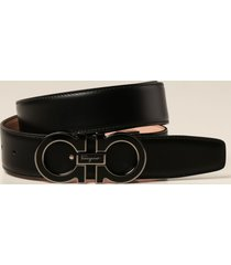 salvatore ferragamo belt salvatore ferragamo gancini leather belt