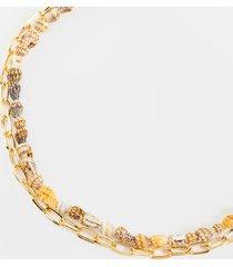 women's darla conch shell bracelet in natural by francesca's - size: one size