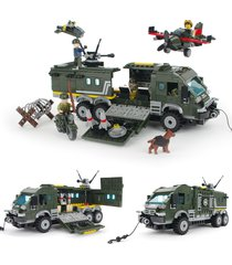 231 pcs attack tank military armored car soldier swat ww2 army blocks fit lego