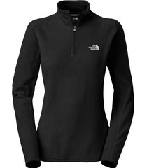 buzo mujer glacier 1/4 zip the north face