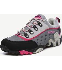 escursionismo scarpe sportive all'aperto antiscivolo per le donne