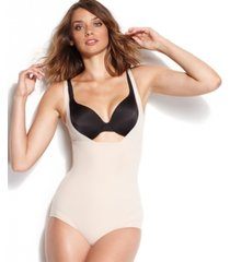 maidenform light control sleek smoothers wear your own bra body shaper 2057