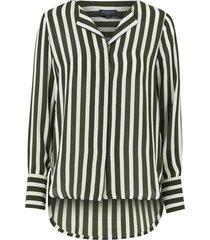 blus slfstina-dynella aop ls shirt