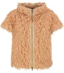 herno resort short-sleeved bora cape