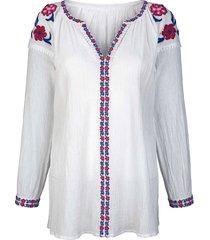 tuniek alba moda wit