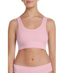 honeydew intimates bailey bralette, size x-small in pop at nordstrom
