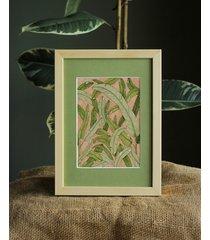 bananowiec - obraz ręcznie malowany
