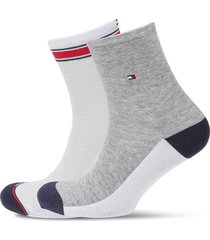th women short sock 2p translucent underwear socks regular socks vit tommy hilfiger