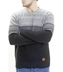 sweater gris redskin degradé