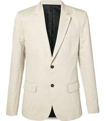 ami classic blazer - neutrals