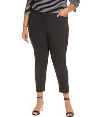 plus size women's halogen straight leg trousers