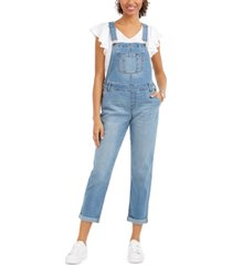 style & co denim overalls, created for macy's