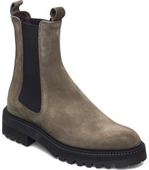 boots 4806 shoes chelsea boots grön billi bi