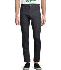 g-star raw men's stretch slim-fit jeans - blue - size 32 34