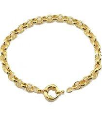 pulsera timon casual amarillo arany joyas
