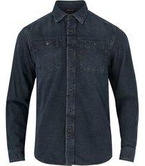 skjorta kinec straight shirt l/s