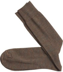 johnston & murphy wool ribbed socks