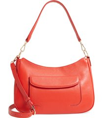 nordstrom finn leather hobo bag -