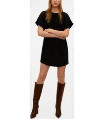 mango dolman sleeve dress