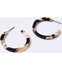 lou & grey machete mini hoop earrings