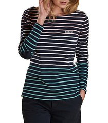 slipway breton striped top
