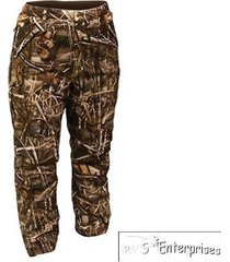 coleman realtree max 4 hd camo deer duck hunting insulated breathable pants xl