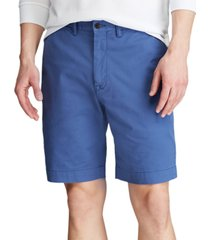 "polo ralph lauren men's classic fit 9.25"" chino shorts"