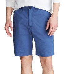"polo ralph lauren men's classic fit 9.25"" chino shorts"
