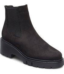 jerome_blu shoes chelsea boots svart unisa