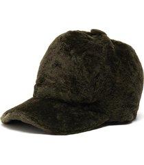 velvet touch cap