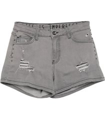 !m?erfect denim shorts