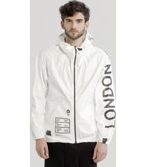 kurtka tyvek london zip-up