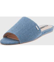 sandalia azul mtng