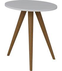 mesa lateral 500 branco tx be mobiliã¡rio - branco - dafiti