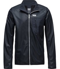 fjord windproof fleece outerwear sport jackets blå helly hansen