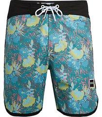 mowgli printed swim shorts