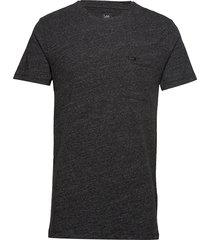 ultimate pocket t-shirts short-sleeved grå lee jeans