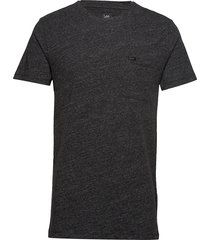ultimate pocket t-shirts short-sleeved grå lee jeans