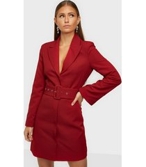 nly trend sharp suit dress loose fit