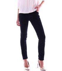 105 skinny velvet jeans