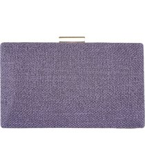 bolsa bag dreams clutch hannah lilás