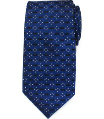 men's cufflinks, inc. batman diamond dot silk tie